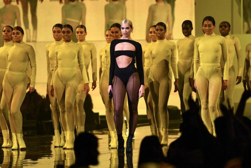 MTV Europe'i gala: Billie Eilishi supervõit ja Dua Lipa röögatu kostüüm