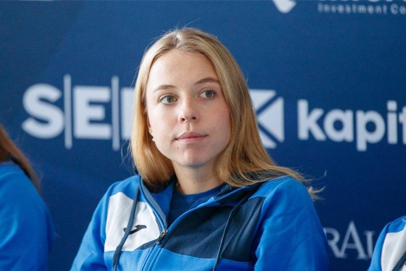 SELGE PILT: Anett Kontaveit hõivas aastalõpu edetabelis 26. koha