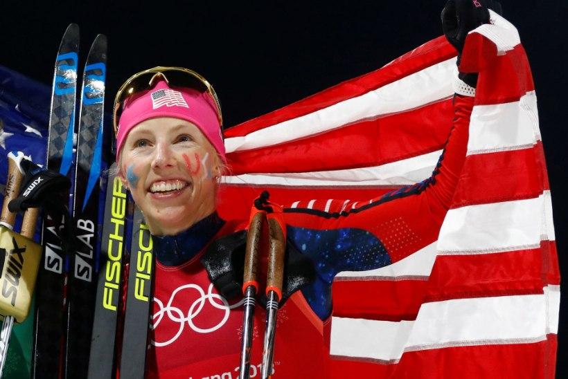 Rinnavähist paranenud murdmaasuusatamise olümpiavõitja läbis maratoni suurepärase ajaga