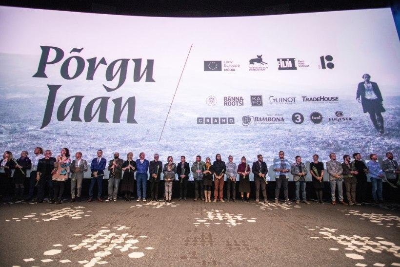 """Taas festivalil! """"Põrgu Jaan"""" linastub Camerimage'i festivalil"""