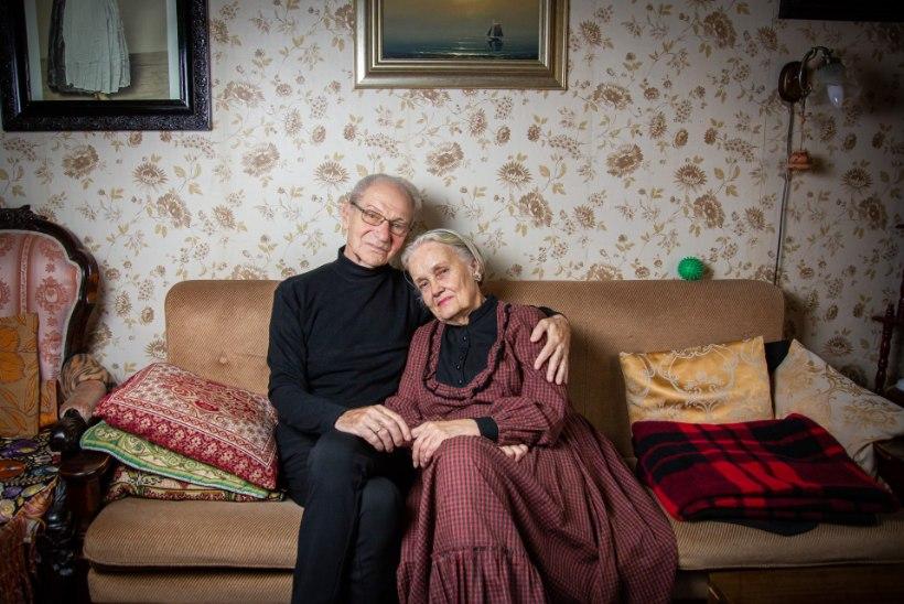 IMELINE! Legendaarne teatripaar Viive Aamisepp ja Volli Käro on abielus olnud pool sajandit