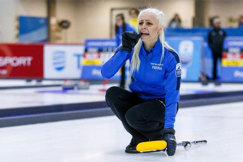 TUBLI: Eesti kurlingunaiskond võitis MK-etapi