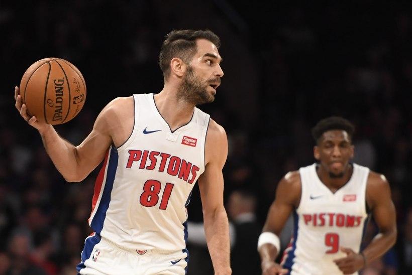 Hispaania korvpallitäht, kellele kuulub võimas NBA rekord, teatas karjääri lõpetamisest