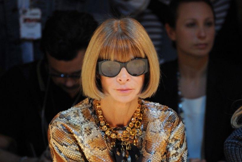 """Ameerika Vogue'i peatoimetaja Anna Wintour: """"Mõnel inimesel on piibel. Minul on Vogue."""""""