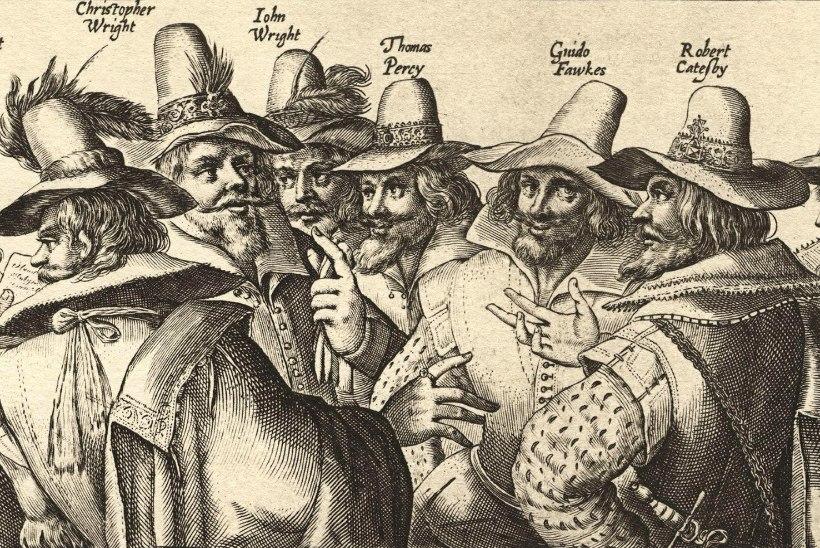 MINEVIKUHETK   5. november: katoliiklased soovisid Inglise parlamenti õhku lasta