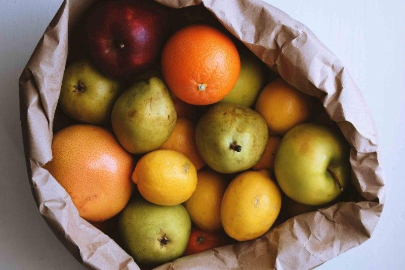 Kas teadsid? Neid puuvilju polegi vaja koorida!