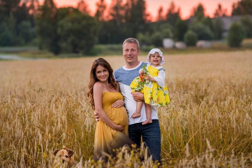 Trummar Hele-Riin Uib sai teise lapse: poeg oli ehmatavalt suur, aga seda joovastavam oli ka õnnetunne