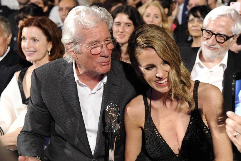 70aastase Richard Gere'i naine on jälle sedapsi?