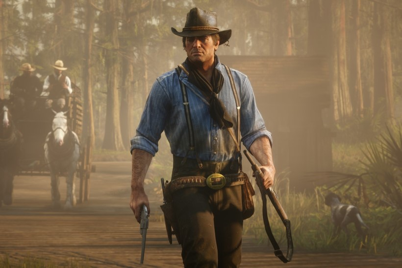 """Täna ilmub """"Red Dead Redemption 2"""" PC-versioon. Mida sa peaksid sellest teadma?"""