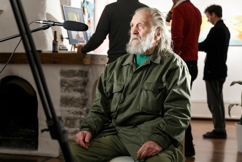 GALERII   EHE ILU: eesti esikunstnike aktimaalid püüavad pilke Haus galeriis