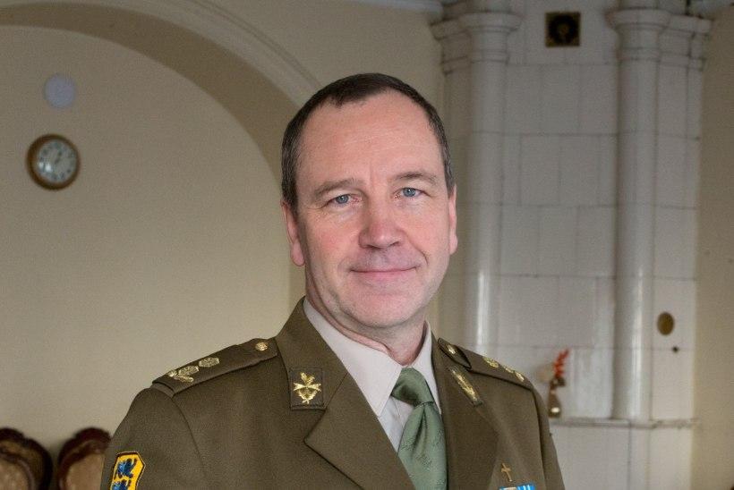 """Eesti kaitseväe peakaplan: """"Mida ise teha ei julge, usaldage meeste kätte!"""""""