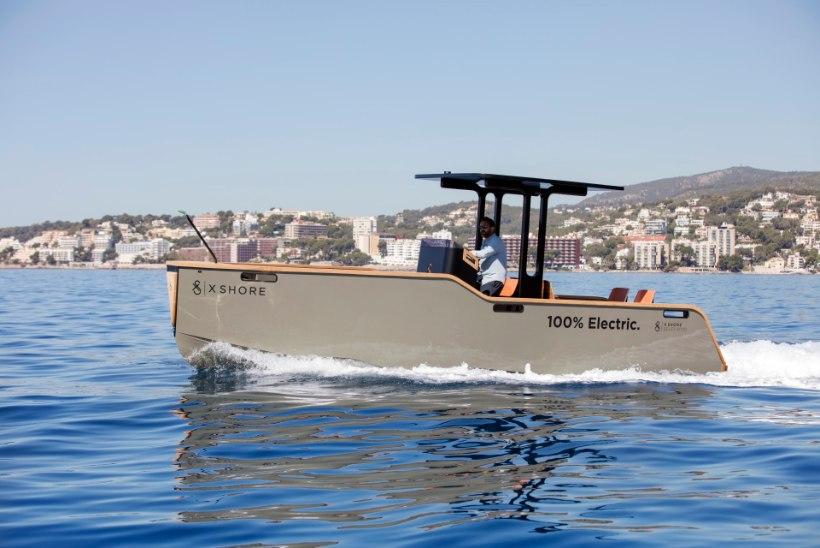 Sass Henno Cannes'i jahifestivalilt: elektriga kalapüük Rootsi moodi