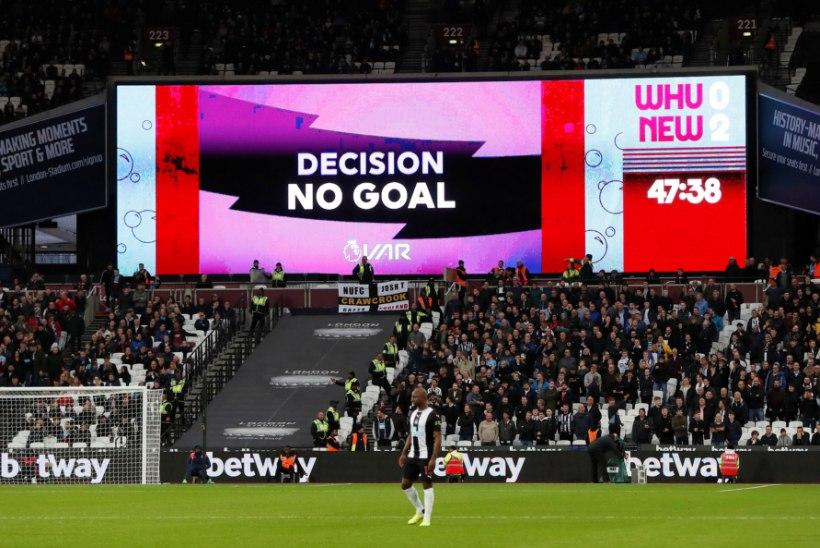 Kas VAR on jalgpallimaailma Brexit?