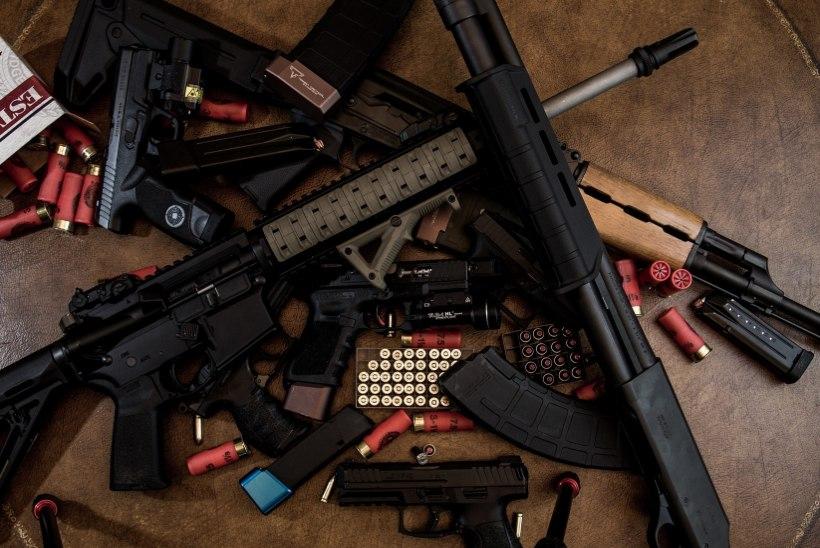 Eestlased loovutasid kampaania käigus politseile üle 100 tulirelva