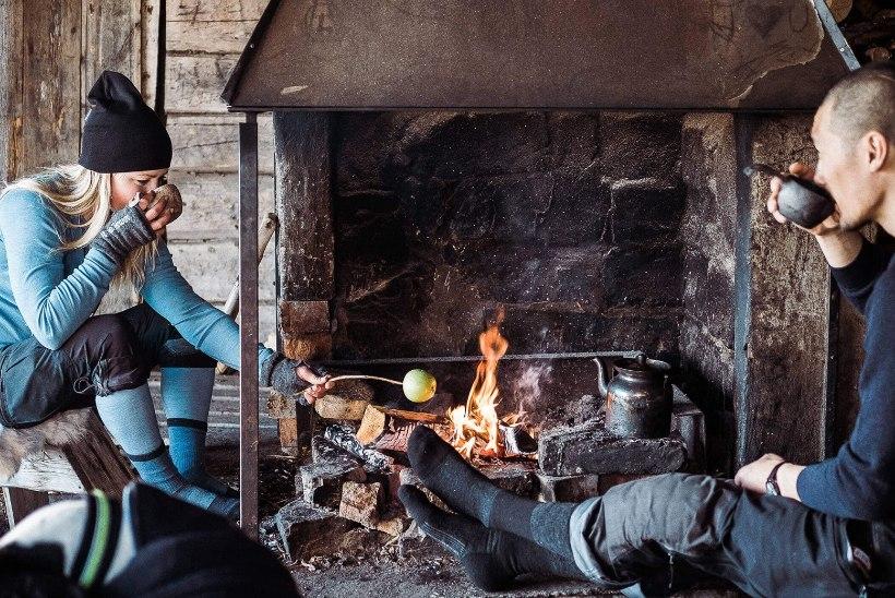 Mis materjal aitab külma ilmaga sooja hoida?