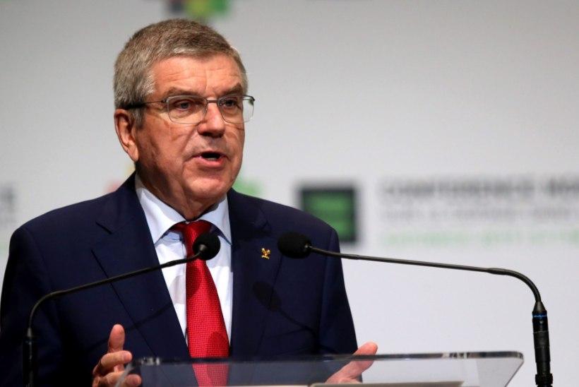 UUS MEETOD! Rahvusvaheline olümpiakomitee võib juba järgmistel mängudel dopingupatuseid püüda revolutsioonilise relvaga