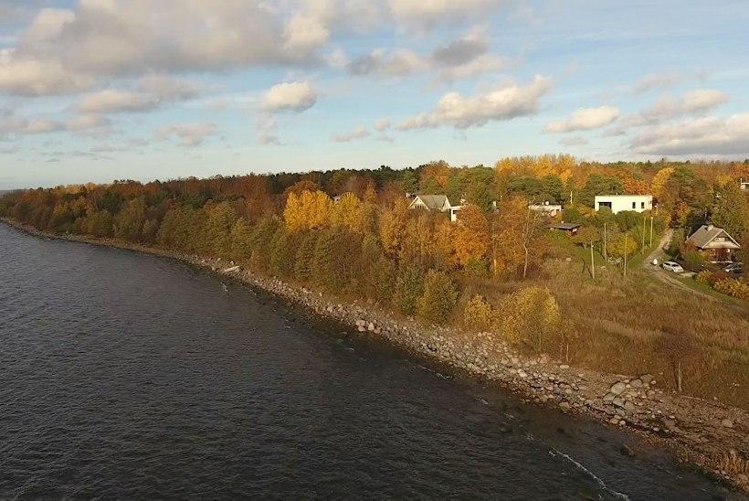 ÕL VIDEO | Kas Kakumäele kerkib uus sadam? Nördinud kohalik: selle kattevarju all rajatakse luksusvilla!