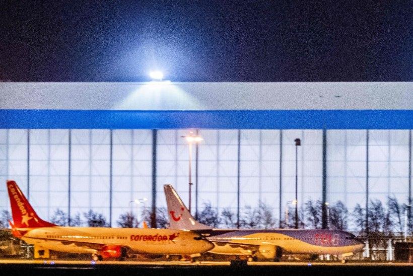 Piloot põhjustas Amsterdami lennujaamas äreva olukorra, teatades kogemata kaaperdamiskatsest