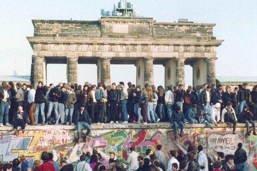 30 AASTAT BERLIINI MÜÜRI LANGEMISEST: juhuslikult sündmuste keskel