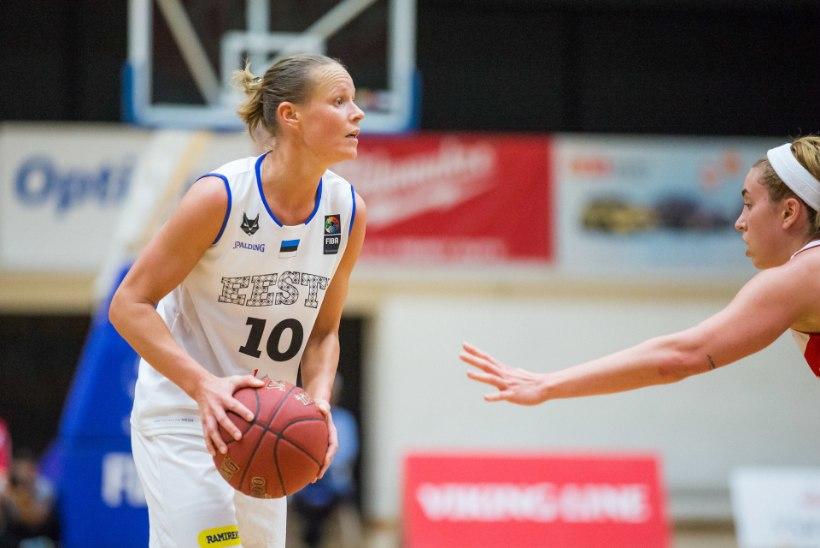 """Eesti naiste korvpalli edu valem: """"Praegu on välismaale minek absoluutselt ainuke võimalus!"""""""
