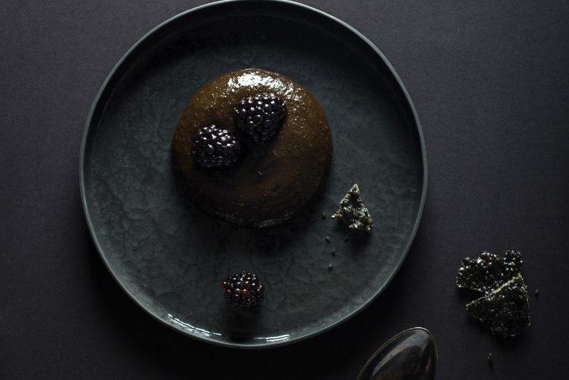 Peakokk Maru Metspalu: musta toidu näol on tegemist seiklusliku väljakutsega