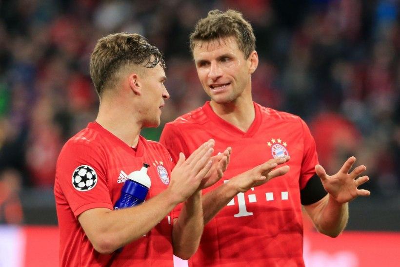 KOLMAS POOLAEG |  Luubi all on Müncheni Bayern – miks on Saksamaa suurklubi omadega keerulises seisus?