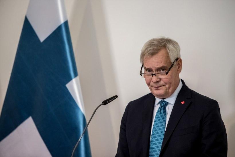 VÄRSKE KÜSITLUS: Soomes on valitsuse juhtpartei sotside populaarsus langenud ülimadalale