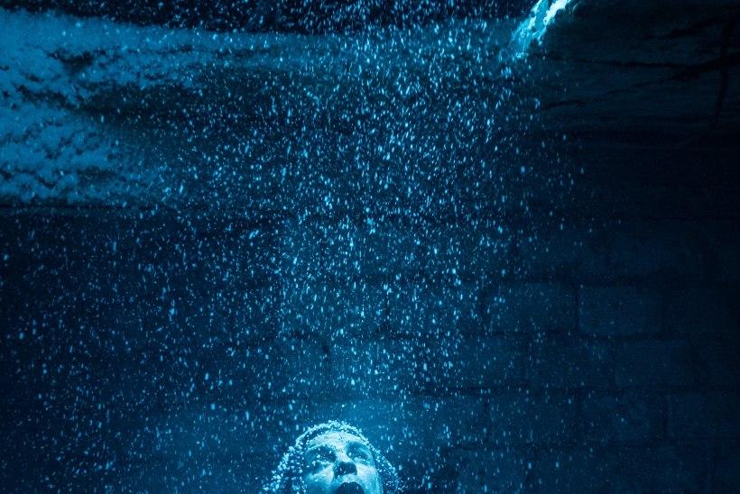 Till Lindemanni Rummus filmitud video produtsent: talvel vees filmida oli täiesti ekstreemne!