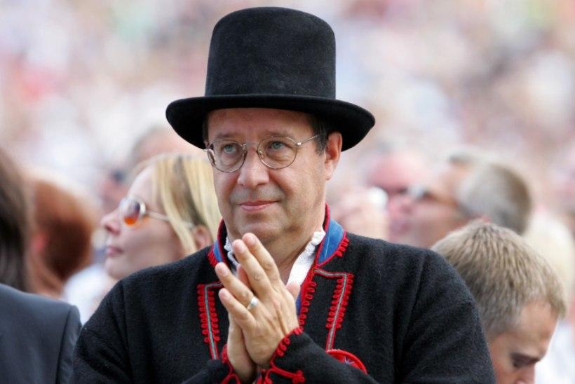 """President Ilves Võrus: """"Tuleb endal julge olla."""""""
