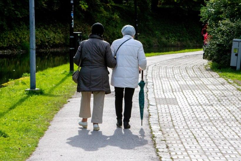 Järgmisel aastal peab üle 180 000 pensionäri tulumaksu maksma