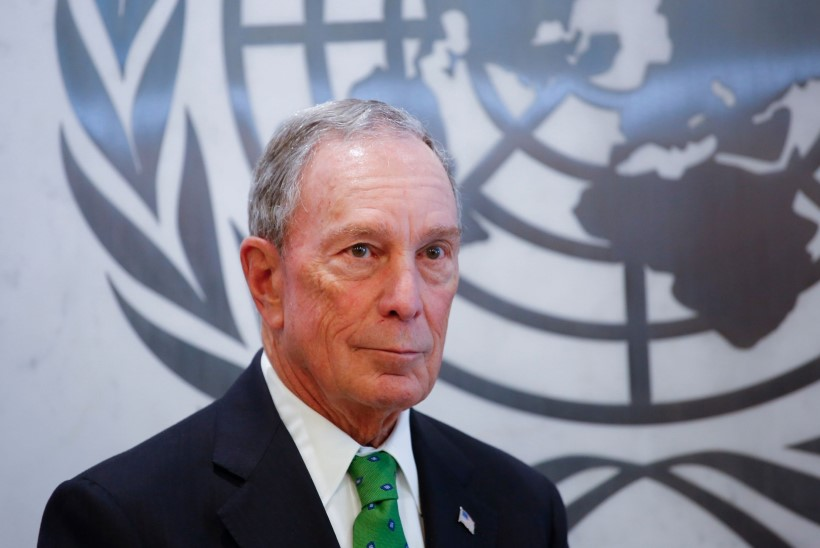 Miljardär Michael Bloomberg kavatseb USA presidendiks kandideerida