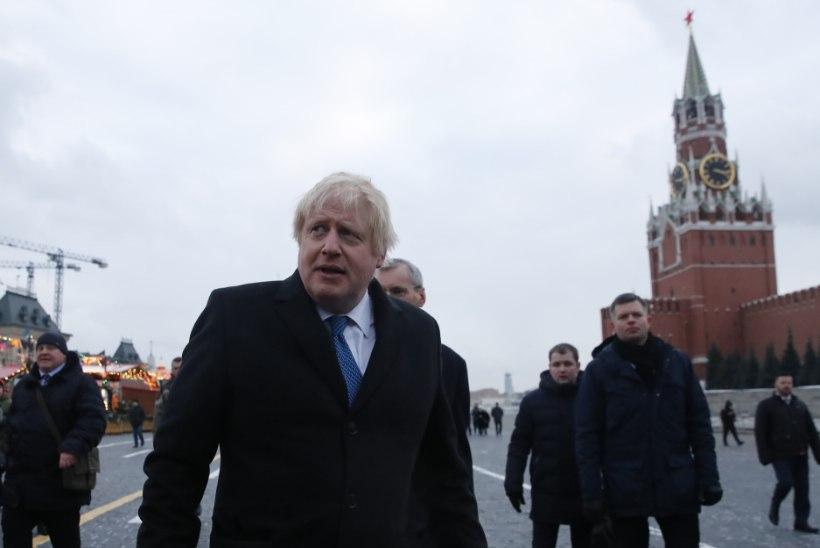 Vene rikkurid annetavad Boris Johnsonile suuri summasid