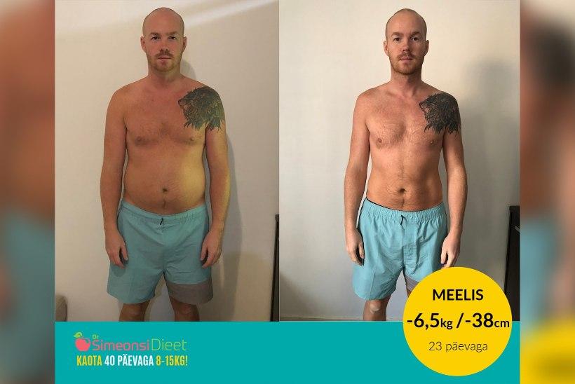 Blogijad Mari-Leen ja Meelis tegid läbi Dr Simeonsi dieedi: oleme kaotatud kilodega väga rahul!