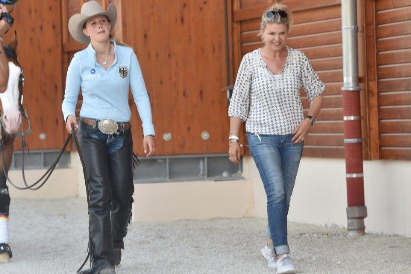"""Corinna Schumacheri südamlik sõnavõtt: """"Ma ei unusta kunagi, kellele pean tänulik olema – oma abikaasale Michaelile!"""""""