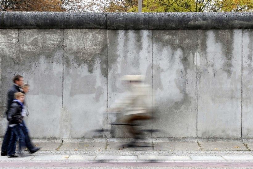 ÕL ARHIIV | Kuidas peteti Berliini müüri ületamisel Ida-Saksa piirivalvureid
