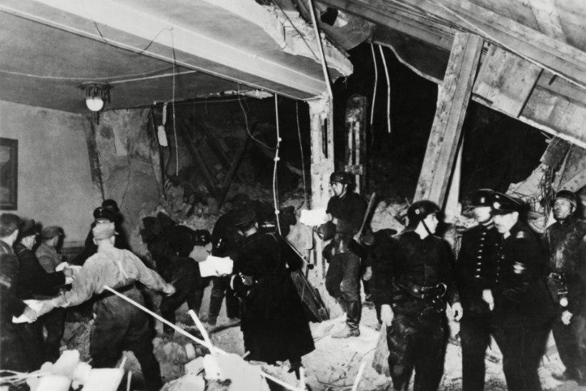 UDU PÄÄSTIS ADOLF HITLERI ELU: Georg Elseri pandud pomm plahvatas 13 minutit liiga hilja