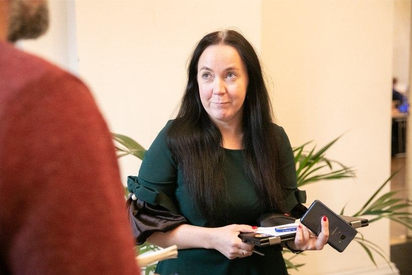 Tartu Keskerakonna kriis sai lahenduse: Monica Rand astub abilinnapea kohalt tagasi