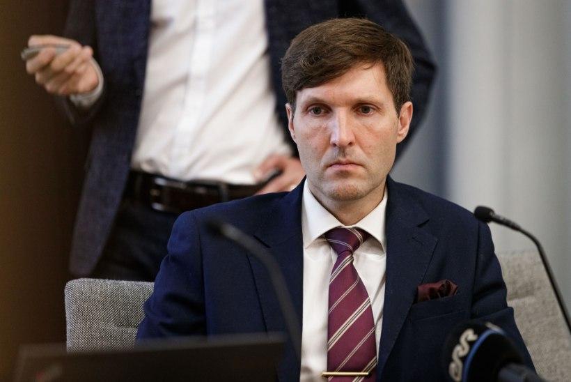 Rahandusminister Helme linnahalli ooperisaali rajamise plaani ei toeta