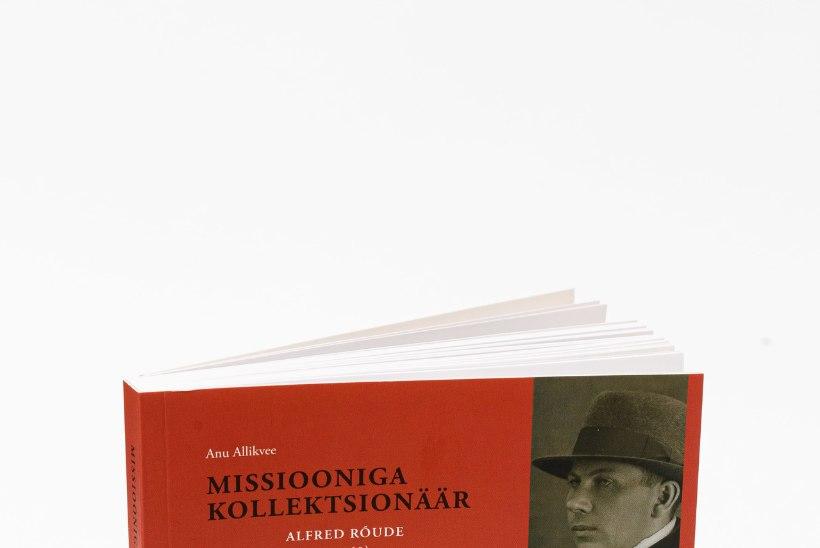 Kaks fanaatilist kollektsionääri Johannes Mikkel ja Alfred Rõude ning nende kogud on saanud kaante vahele