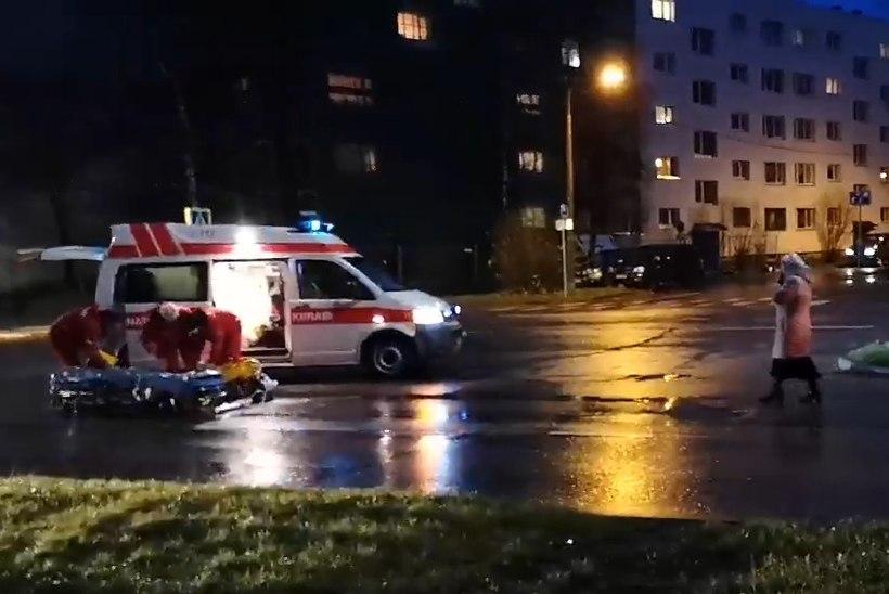 VIDEO | Narvas hukkus autolt löögi saanud jalakäija