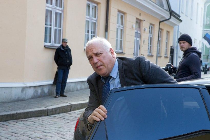 Maaeluminister Mart Järvik selgitab: PRIA ei vaja kohtuskäimiseks ministri volitust