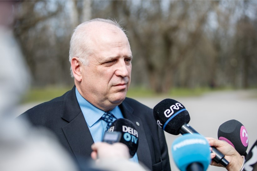Minister Järvik kantsler Lemettist: ta lihtsalt valetab