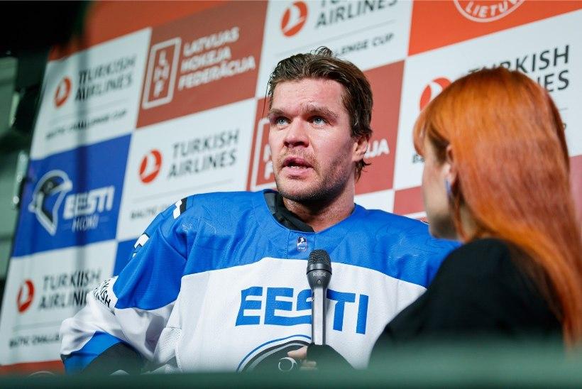 GALERII | Esmakordselt kodupubliku ees mänginud Siim Liivik viskas värava, kuid Eesti pidi Ukraina nappi paremust tunnistama