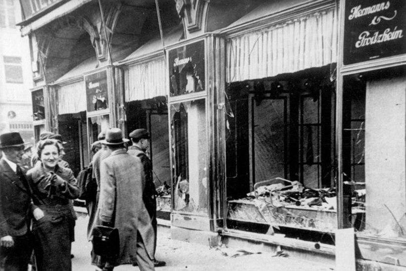 MINEVIKUHETK | 9. november: natsid korraldasid holokausti eelmänguna Kristalliöö