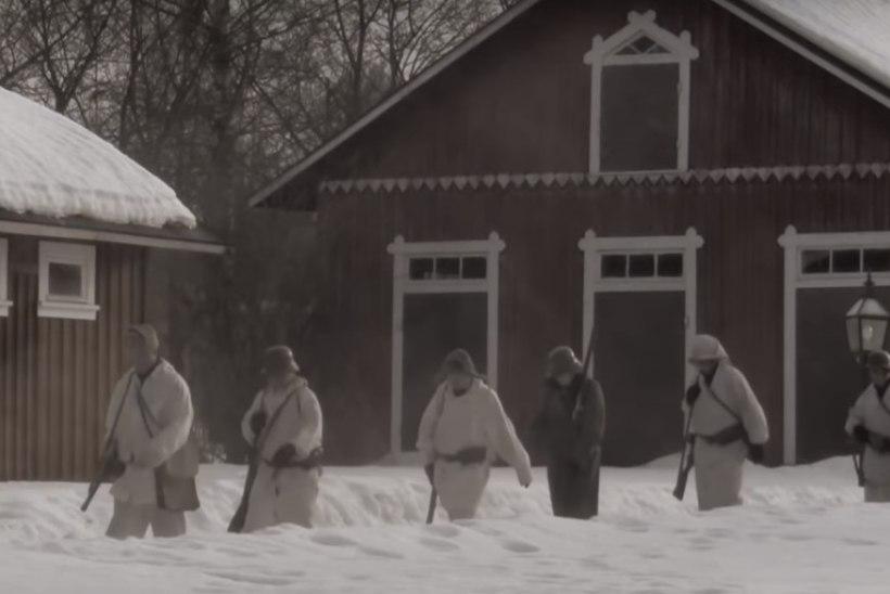 Tõnis Erilaiu lehesaba | Kuidas Eestis reageeriti Talvesõja algusele