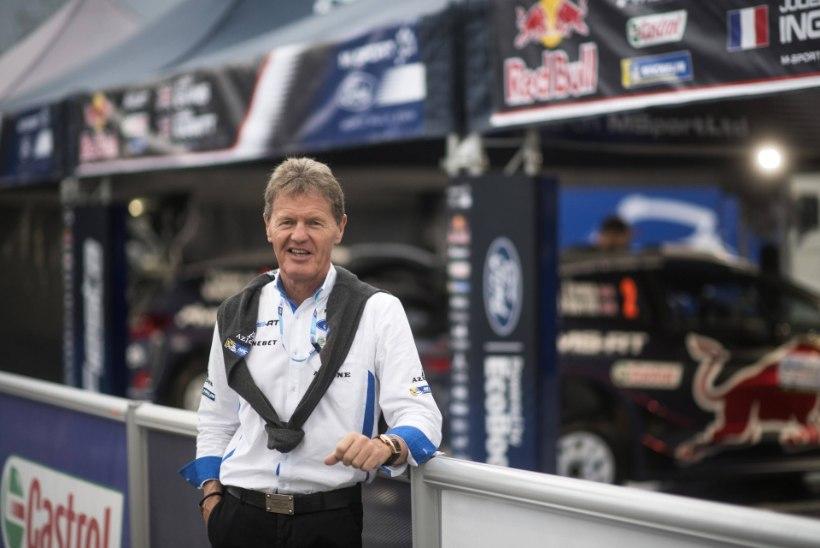 Malcolm Wilson andis M-Spordi uue hooaja sõitjate osas selge vihje