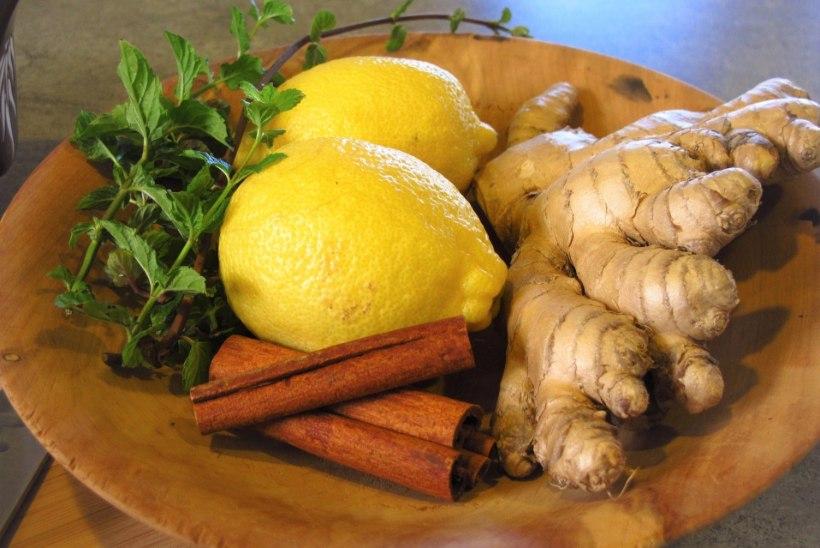 Talvine tervendaja: ingver on hinnas nii rahvameditsiinis kui ka igapäevasel toidulaual