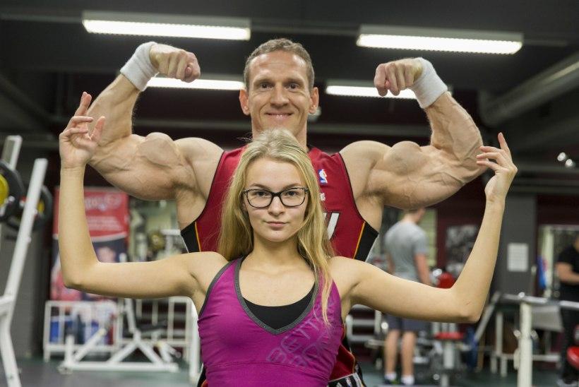 """Christin-Amani Kiivikas usub: """"Fitnessinaised on ühed kõige ilusamad üldse!"""""""