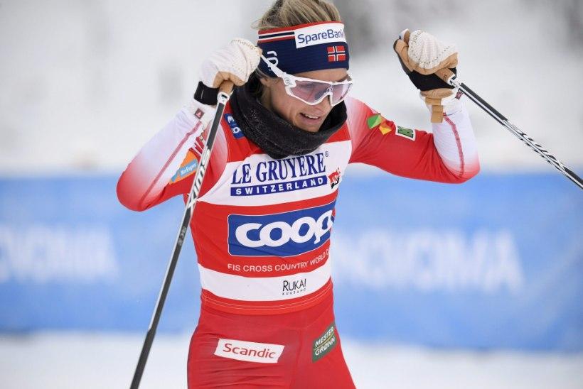 IGAV! Norralannad neelasid konkurendid alla, Johaugi ülevõim on masendav