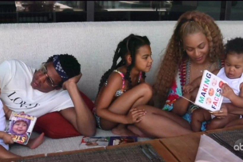 Beyoncé Knowlesil katkes mitu rasedust